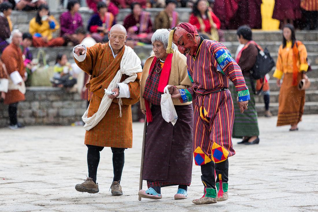 Spectators of Haa