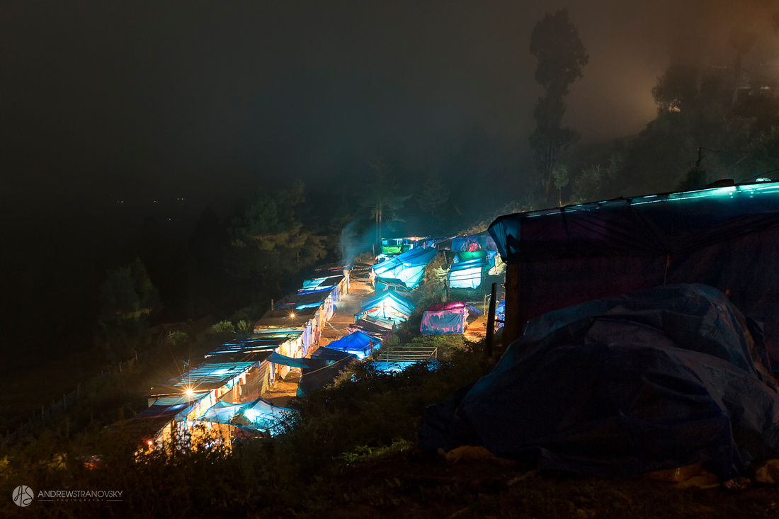 Gangtey Camp in Bhutan