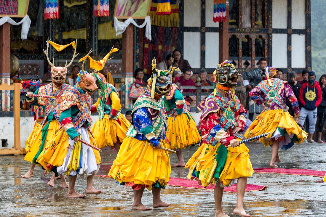 Tamshing Lhakhang Festival