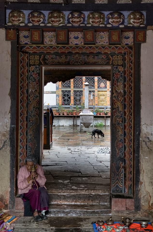 Jambey Lhakhang, Bumthang, Bhutan