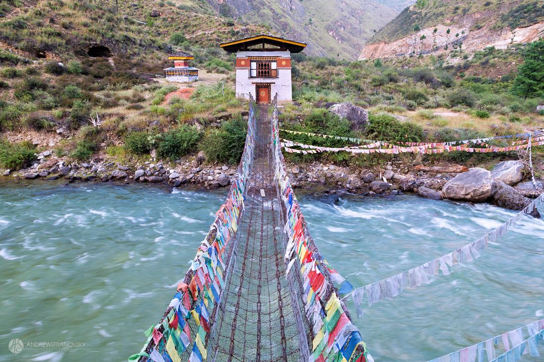 Tachog Bridge